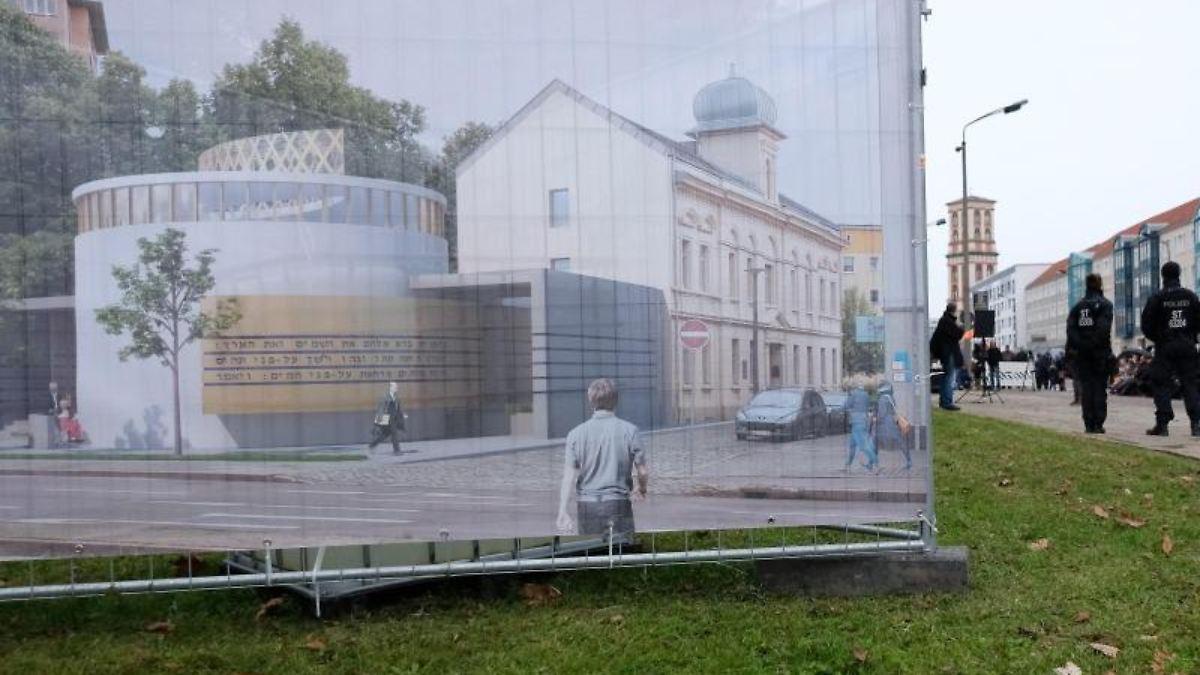 Synagogenneubau in Dessau: Gemeinde bekommt gut 2 Millionen