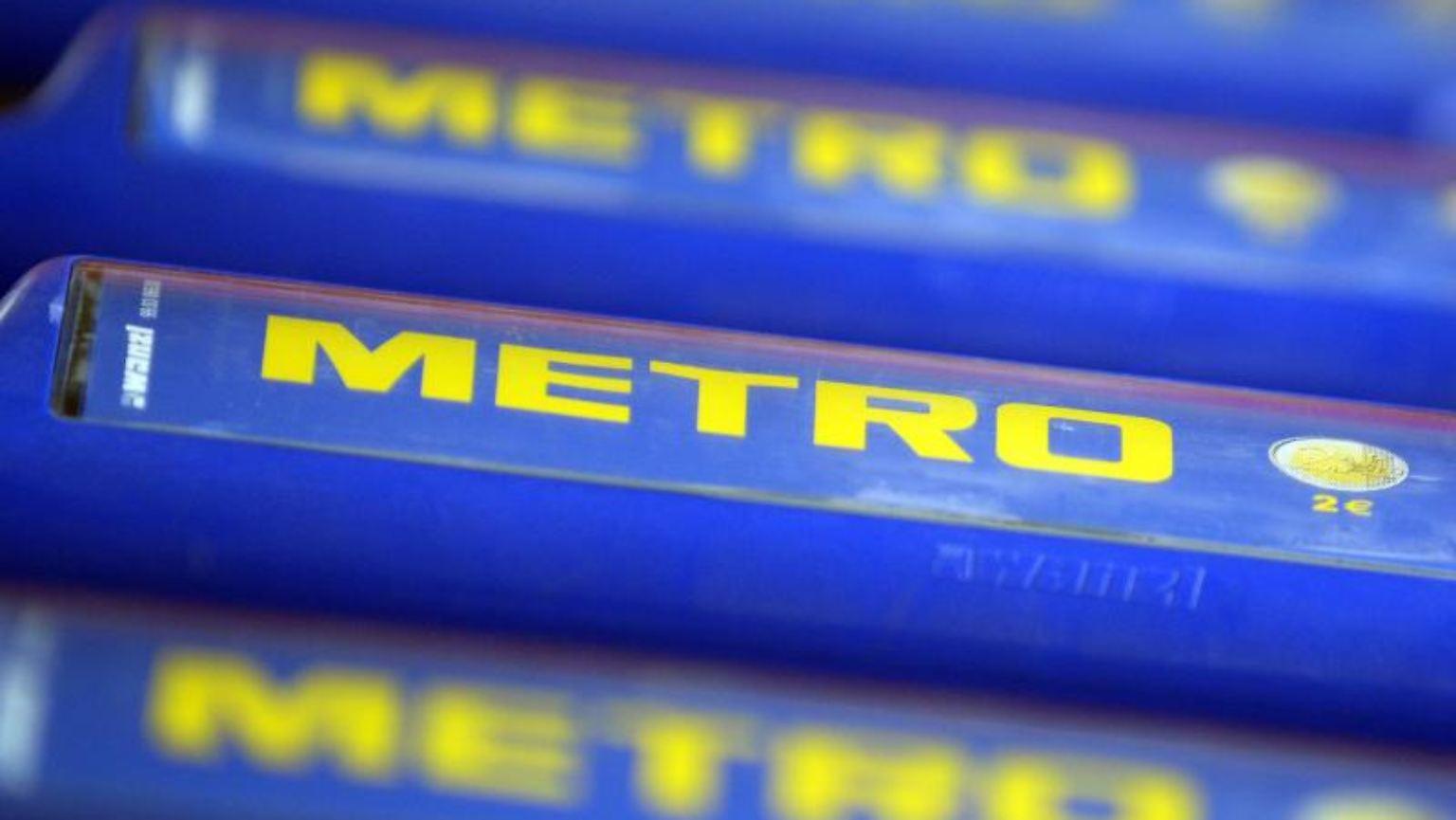 Nordrhein Westfalen Metro Einkauf In Grossmarkten Derzeit Auch