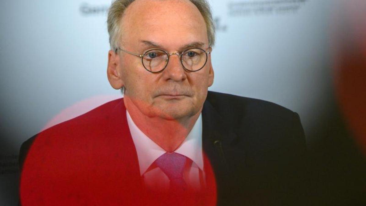 Haseloff gibt Regierungserklärung im Landtag ab