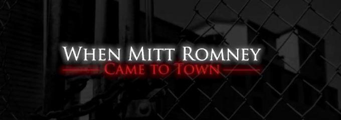 """""""King of Bain"""" wurde von Unterstützern Newt Gingrichs finanziert und soll Romneys Nominierung verhindern."""