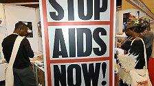 Millionen infiziert: AIDS bleibt bedrohlich