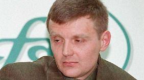 Die Giftmordaffäre um den Kreml-Kritiker Alexander Litwinenko ist bislang noch völlig ungeklärt.