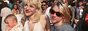 1992 heiratet Cobain die Rocksängerin Courtney Love. Im selben Jahr wird die gemeinsame Tochter Frances Bean geboren.