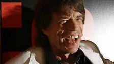 Auch mit 65 ist ein Mick Jagger als Rentner noch nicht vorstellbar.