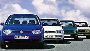 Geschichte des Bestsellers: Das Ende des VW Golf I