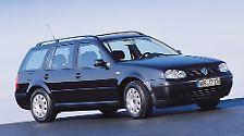 Ganz anders dagegen der Golf Kombi, bei VW Variant genannt. Den ersten Kombi auf Golf-Basis gab es 1993. Der Golf V wurde als Variant erst 2007 vorgestellt. Dabei wurde er schon ungeduldig erwartet.