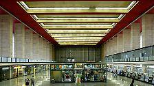 Nun ist es endgültig: Die letzten Maschinen sind vom Berliner Stadtflughafen Tempelhof gestartet.