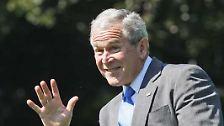 Acht Jahre Bush gehen zu Ende.