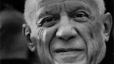 """""""Picasso hatte eine ungeheure magische Ausstrahlung, wie kein anderer"""", erinnert sich Berggruen."""