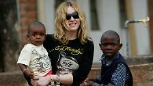 Madonna ist nicht nur der eitle Pop-Star, ...