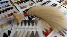 Schlüsselreiz beim ersten Treffen: Haare können viel verraten