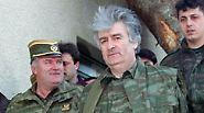 Vor Gericht: Radovan Karadzic