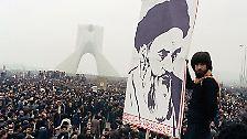Iran unter den Mullahs: Die Islamische Revolution
