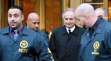Madoffs Scherbenhaufen: Opfer stehen Schlange