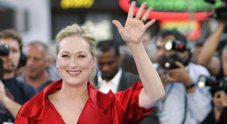 Meryl Streep fand es ganz schön mutig, dass die ABBA-Gründer sie ihre Songs singen lassen.