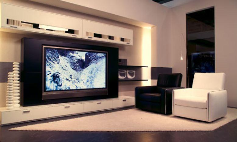 echte hingucker im herbst 2008 die besten fernseher n. Black Bedroom Furniture Sets. Home Design Ideas