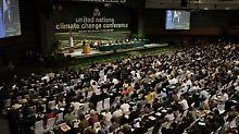Vertreter von 187 Staaten kamen in Bali zur Weltklimakonferenz zusammen.