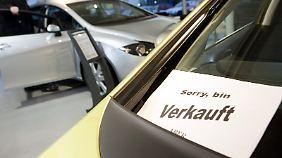 Mit einem Auto wird stets ein bestimmtes Image verbunden. Die Käufer entscheiden nicht nur rational.