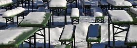 Große Kälte verabschiedet sich: Wann kommt der Frühling?