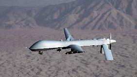 Drohne des Typs MQ-1 Predator.