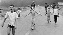 Der Fotograf des Krieges: John Morris ist tot