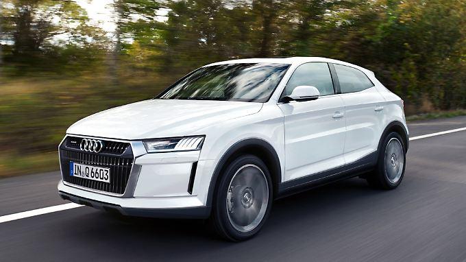 Der Audi Q6 wird deutlich dynamischer als der Q5 werden und wendet sich an ein sportlich orientiertes Publikum.
