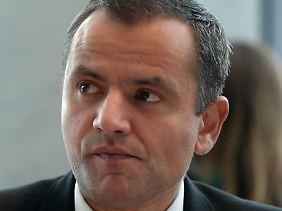 SPD-Politiker Sebastian Edathy lobt die gute Zusammenarbeit.