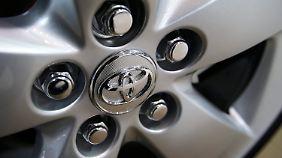 Zurück an der Weltspitze: Toyota hängt GM und VW ab