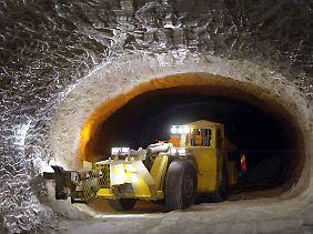 Der Salzstock Gorleben soll weiterhin als Endlager in Frage kommen.