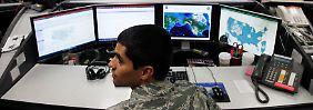 Digitaler Krieg: USA bauen Cyberarmee aus
