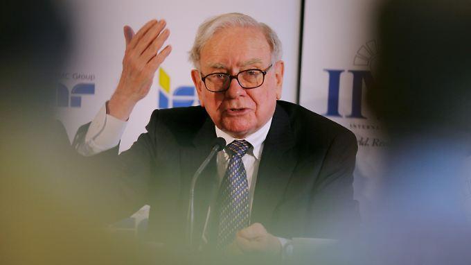Warren Buffett soll Ende 2012 ein Auge auf die Nyse Euronext geworfen haben.