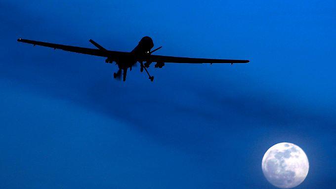 Die USA setzen zunehmend auf die unbemannten Überwachungs- und Kampfmaschinen.
