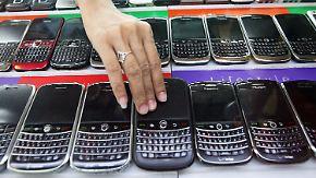 Rettung oder Untergang?: RIM will mit Blackberry 10 angreifen
