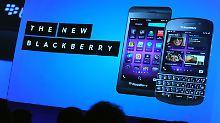 """""""Eine neue Ära beginnt ..."""": Blackberry bläst zum Angriff"""