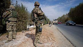 Mandat vorerst verlängert: Bundeswehr bleibt in Afghanistan