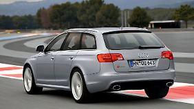 ... wie der RS6 von Audi. Es wird aber Nachfolger geben.