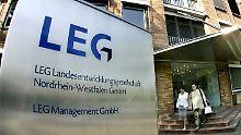 Düsseldorfer erhöhen Ergebnis-Ziel: Immobilien-Aktie LEG steigt auf Rekordhoch