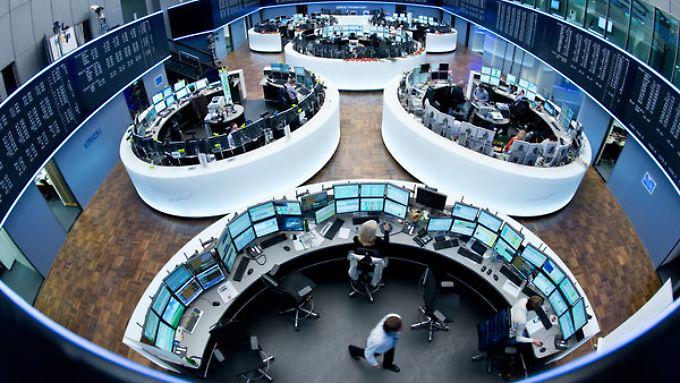 """Eine gern zitierte Börsenweisheit lautet: """"Politische Börsen haben kurze Beine""""."""