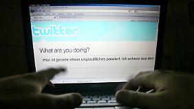 Cyber-Angriff: Hacker knacken Twitter-Konten