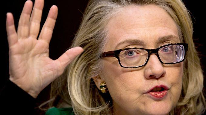 """Clinton hätte gern mehr bewirkt, so die """"New York Times""""."""