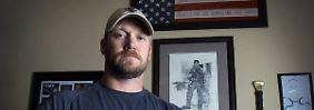 """Erschossen auf dem Schießstand: Der """"American Sniper"""" ist tot"""