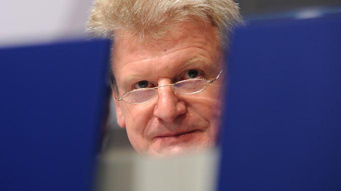 Unterstützung, aber nicht als Chef: Ex-Fraport-Chef Bender will BER-Projekt nicht leiten.