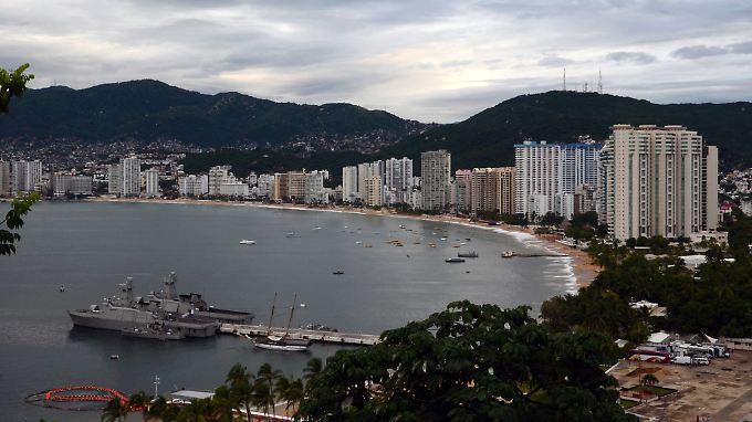 Die Stadt Acapulco lebt vor allem vom Tourismus, die Region ist jedoch auch einer der Schauplätze des mexikanischen Drogenkriegs.