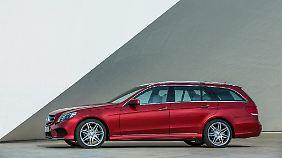 Das T-Modell kostet 3000 Euro mehr als die Limousine.