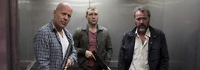 """Bruce Willis (l.) in """"Stirb Langsam - Ein guter Tag zum Sterben""""."""