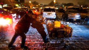 """Warnungen vor Blizzard """"Nemo"""": New Yorker bleiben gelassen"""