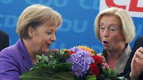 """""""Mini-Merkel"""" Johanna Wanka: Mathematikerin folgt auf Schavan"""