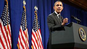 Obama will das START-Abkommen mit Russland nachverhandeln.