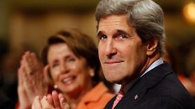 Der genaue Termin für die Reise Kerrys in den Nahen Osten steht noch nicht fest.