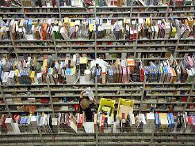 Kundendaten machen Umsatz - auch indirekt, wie bei Amazon.